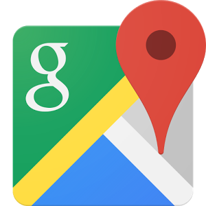 Get directions from Google Maps